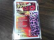 PERSONAL SAFTEY Mace/Pepper Spray FIREBALL RED PEPPER SPRAY 18% OC